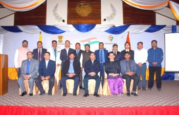 70th Republic Day of India was celebrated at the Consulate General of India, Sittwe.